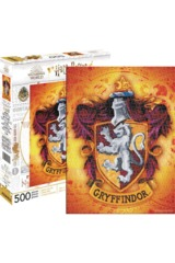 Harry Potter Gryffindor - 500pc Puzzle