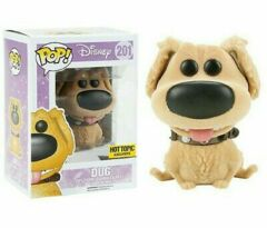 #201 - Dug - Disney's Up - Hot Topic Flocked