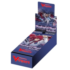 Cardfight!! Vanguard - Phantasmal Steed Restoration - Booster Box