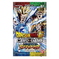 Dragon Ball Super - Series 7 - Assault of the Saiyans - Booster Pack