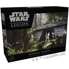Star Wars Legion - Imperial Bunker