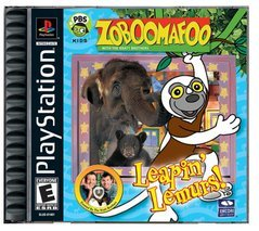 Zoboomafoo - Leapin' Lemurs!