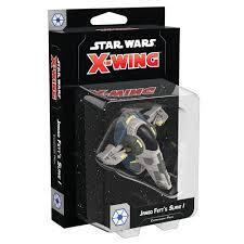 Star Wars X-Wing - Second Edition - Jango Fett's Slave I