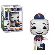#02 Mr Met (MLB Mascots)