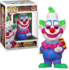 #931 Killer Klowns from Outer Space - Jumbo