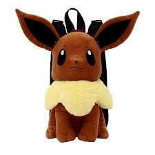 Pokemon: Eevee Plush Backpack