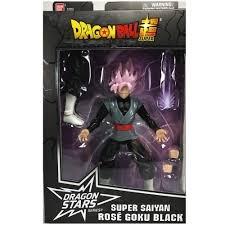 Dragon Ball Super - Dragon Stars - Super Saiyan Rose Goku Black