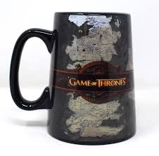 Game of Thrones - Map Tankard