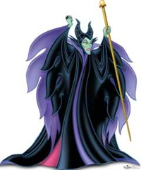 Cardboard Cutout - Maleficent