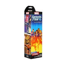 Marvel HeroClix: Fantastic Four Booster