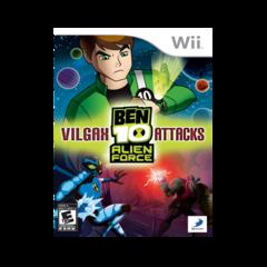 Ben 10: Alien Force Vilgax Attacks (Nintendo Wii)