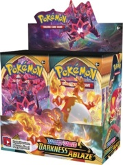 Pokemon - Sword & Shield Darkness Ablaze - Booster Box