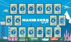 Machi Koro - Deluxe Playmat