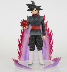 Super Saiyan Son Goku Black PVC Figure (Dragon Ball Z)