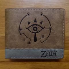 2 Tone Wallet: Legend of Zelda - Eye