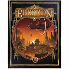 5th Edition - Eberron Rising fron the Last - Alternate Cover  War