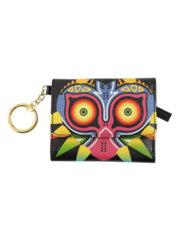 Legend of Zelda Majora's Mask Mini Trifold Wallet