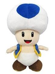 Toad - Blue