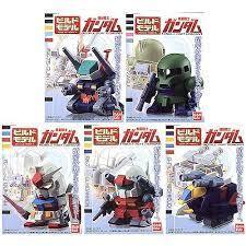 Gundam Build Model Vol 3