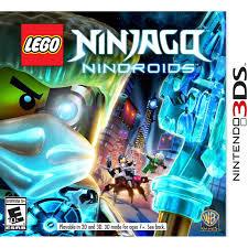 Ninjago - Nindroids (Nintendo 3DS)