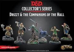 D&D Collector's Series - Drizzt & The Companions of the Hall