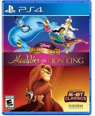 Aladdin and Lion King