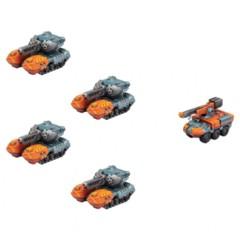 Monsterpocalypse - G Tanks Repair Truck- Unit Expansion