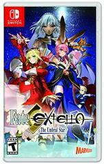 Fate/EXTELLA: The Umbral Star - Switch