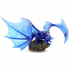 D&D - Icons of the Realms - Sapphire Dragon