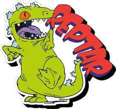 Magnet - Chunky - Reptar