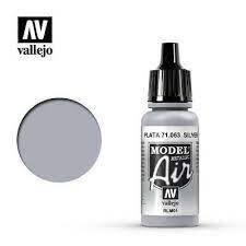 Model Metallic Air - Silver 71 063