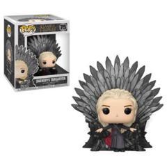#75 Game of Thrones - Daenerys Targaryen on Throne