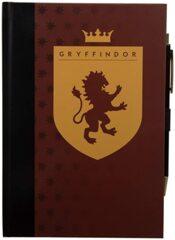 Harry Potter- Gryffindor - Hardback Journal w/ pen