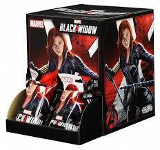 Marvel Heroclix - Black Widow Gravity Feed Booster