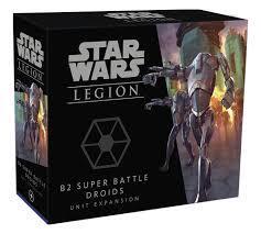 Star Wars Legion - B2 Super Battle Droid