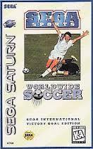 Worldwide Soccer (Sega Saturn)