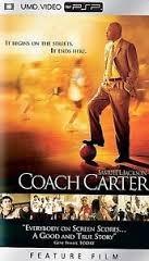 Coach Carter UMD Movie