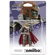 Amiibo: Super Smash Bros. - Ganondorf