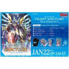 Valiant Sanctuary Special Expansion set V