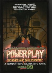 PowerPlay: Schemes and Skulduggery