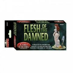 Flesh of the Damned: Undead Skintones Fast Palette (6 colors)