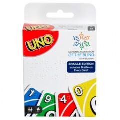 Uno - Braille Edition