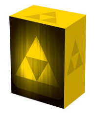 Iconic Tri-Force Deck Box (Legion)