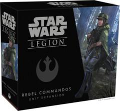Legion - Rebel Commandos - Unit Expansion