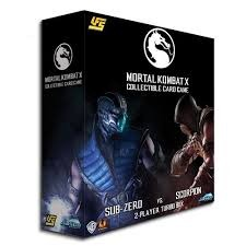 UFS: Mortal Kombat X - Turbo Deck