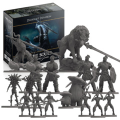 Dark Souls - The Board Game - Darkroot Expansion