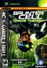 Splinter Cell: Chaos Theory, Tom Clancy