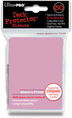 Ultra Pro 60ct Yugioh Sized Sleeves - Pink