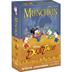 Duck Tales - Munchkin