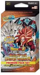 Rise of The Unison Warrior - Premium Pack Set - PP01